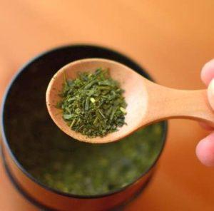 茶 葉の量