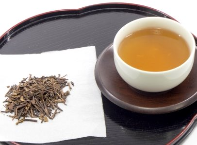 ほうじ茶の茶葉